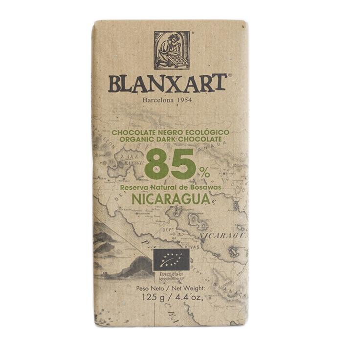 Blanxart Nicaragua Dark 85% Chocolate