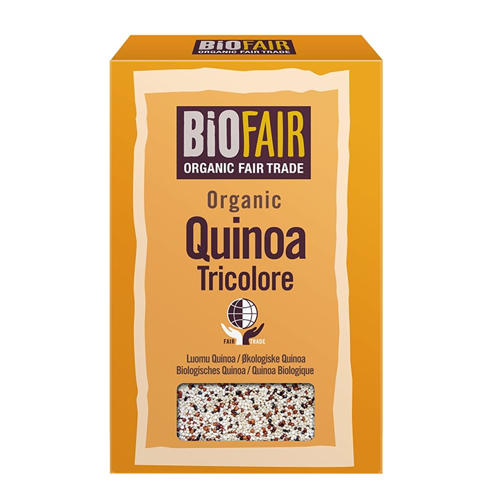 Biofair Tricolore Quinoa Grain - Fairtrade 500g