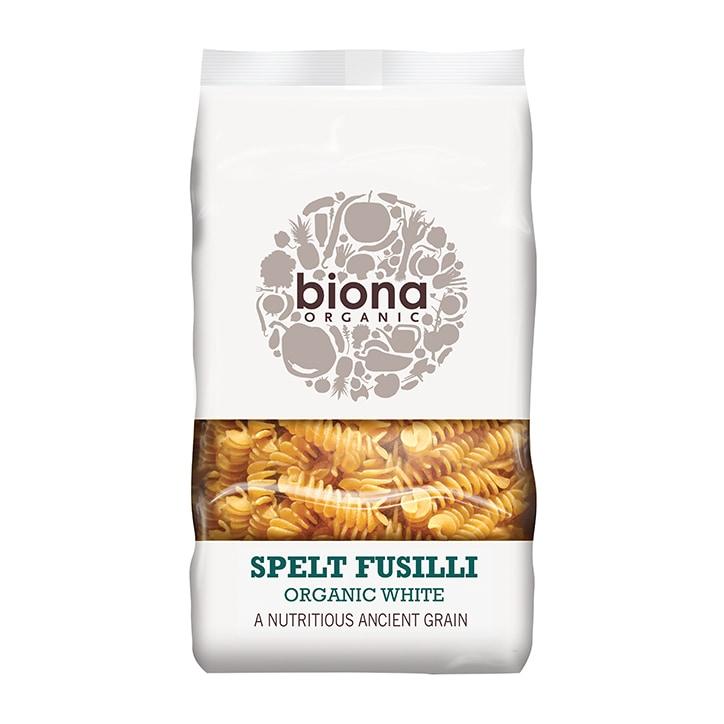 Biona White Spelt Fusilli 500g