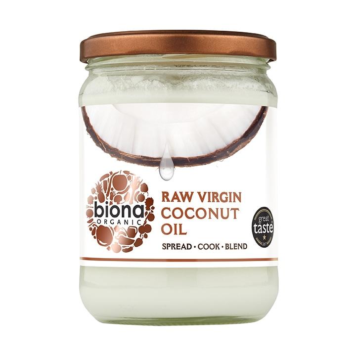Biona Virgin Coconut Oil 400g