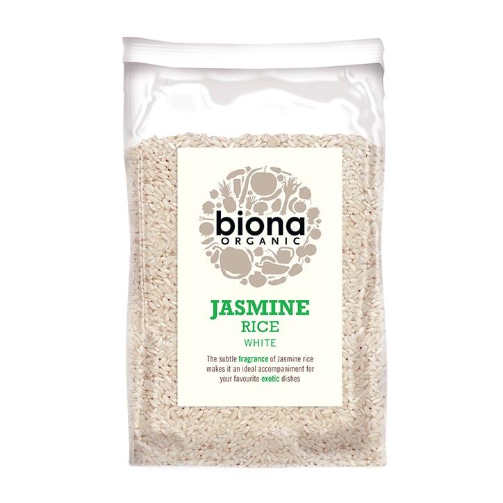 Biona Jasmine White Rice 500g