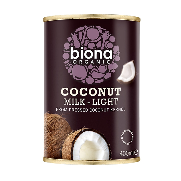 Biona Coconut Milk - Organic Light (9%)