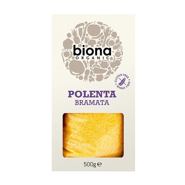 Biona Polenta Bramata 500g