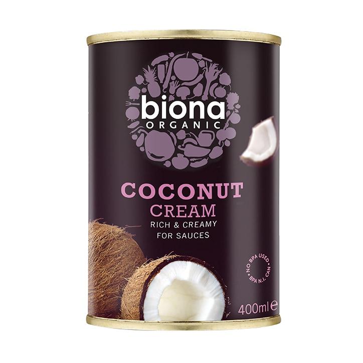 Biona Coconut Cream - Organic 400ml