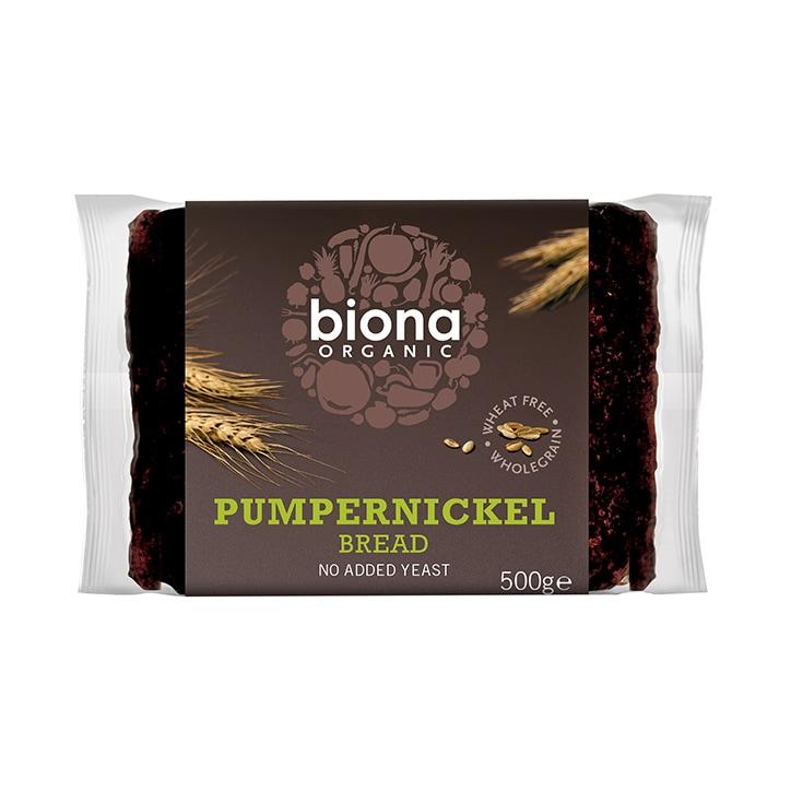 Biona Pumpernickel Bread