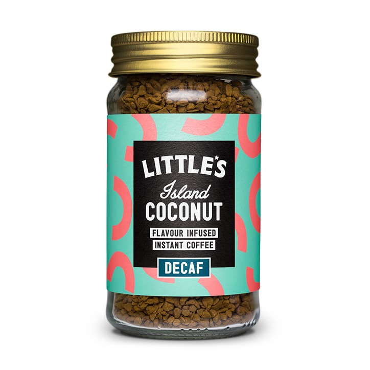 Little's Coffee Island Coconut Decaf 50g
