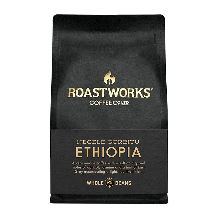 Roastworks Coffee Co Ltd. Ethiopia Whole Beans
