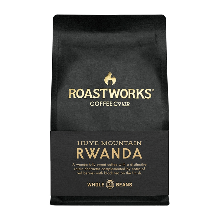 Roastworks Coffee Co Ltd. Rwanda Whole Beans