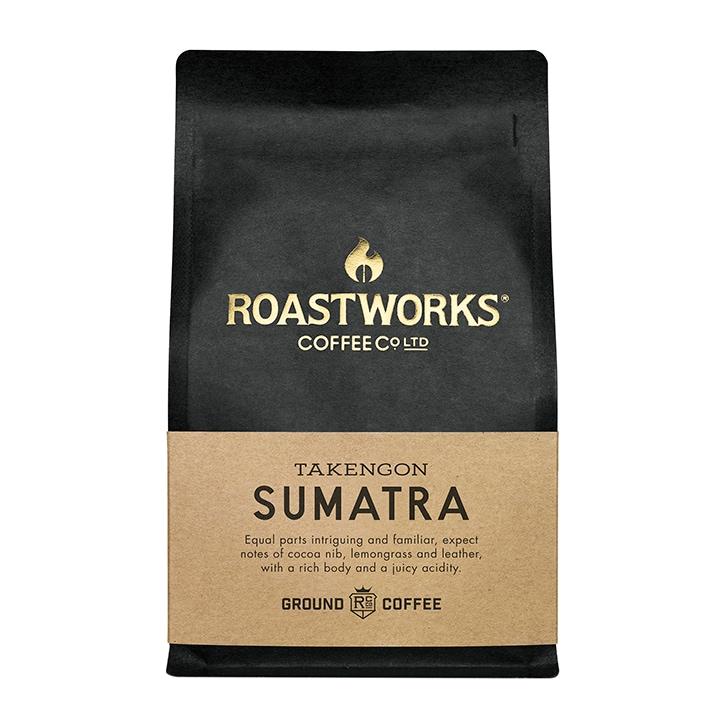 Roastworks Coffee Co Ltd. Sumatra Ground Coffee 200g