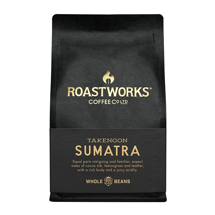 Roastworks Coffee Co Ltd. Sumatra Whole Beans