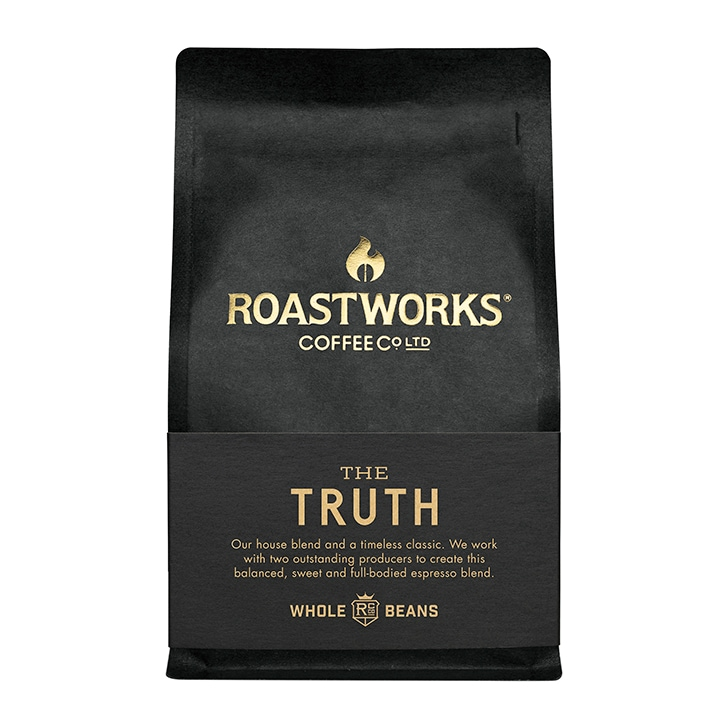 Roastworks Coffee Co Ltd. The Truth Whole Beans