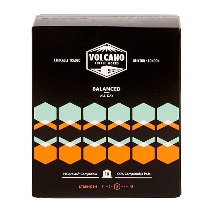 Volcano Coffee Works Balanced Pods