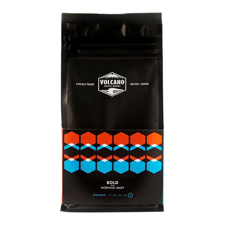 Volcano Coffee Works Bold Roast & Ground 200g