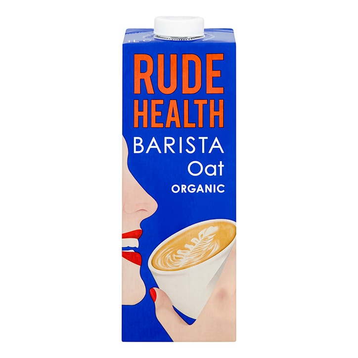 Rude Health Oat Barista Drink 1L
