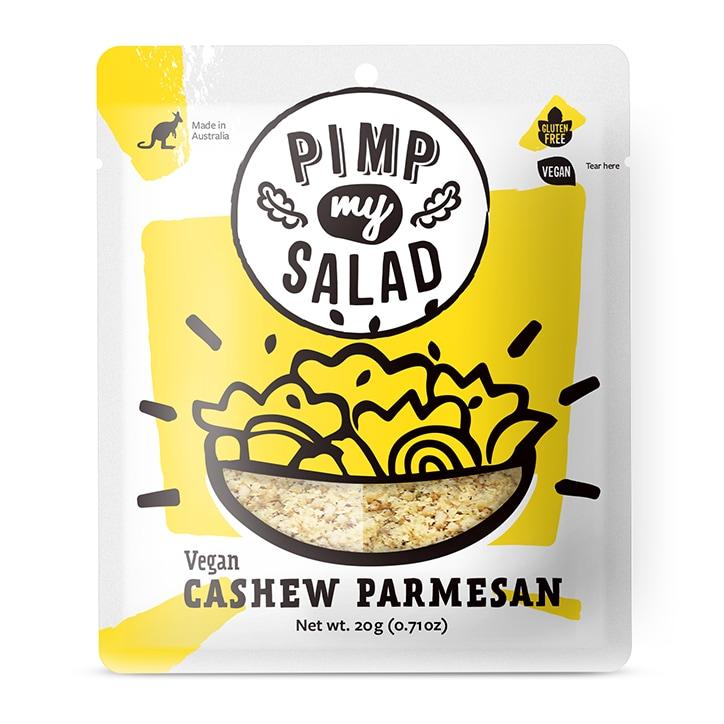 Pimpmysalad Cashew Parmesan Sachet