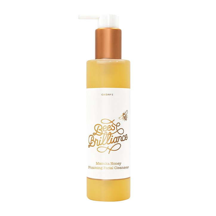 Bees Brilliance Manuka Honey Foaming Facial Cleanser 200ml
