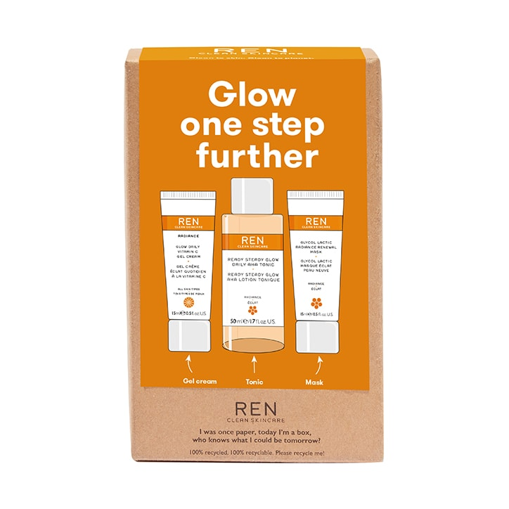REN Glow One Step Further Kit