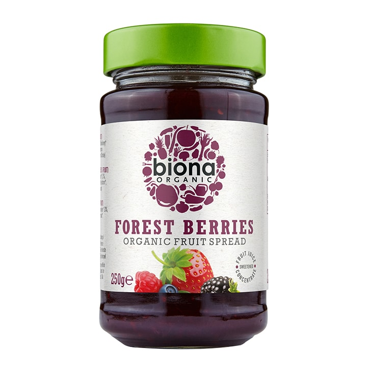 Biona Organic Forest Berries Spread 250g