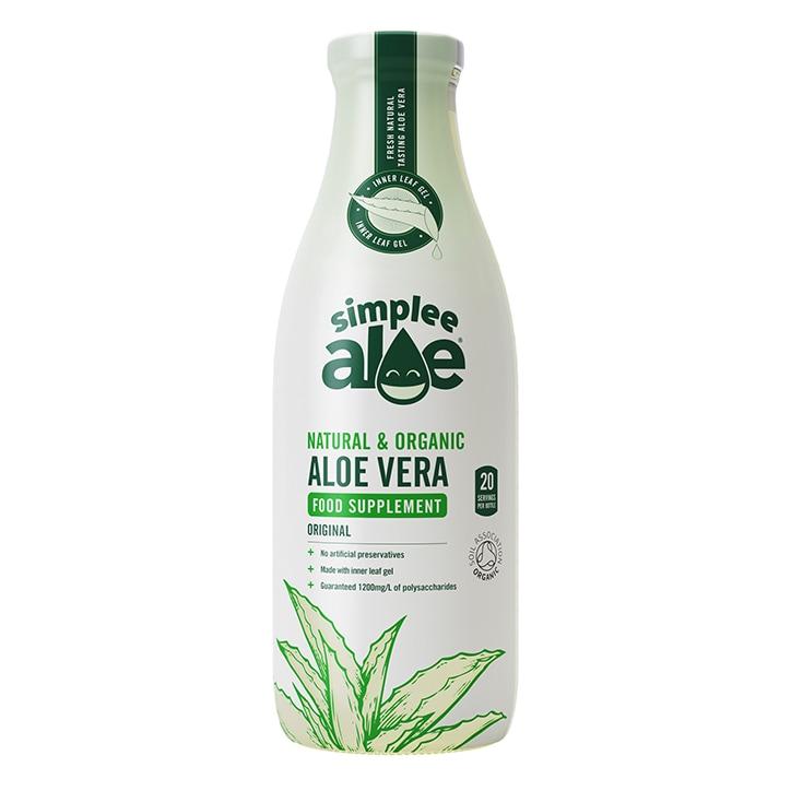Simplee Aloe Organic Aloe Vera Juice
