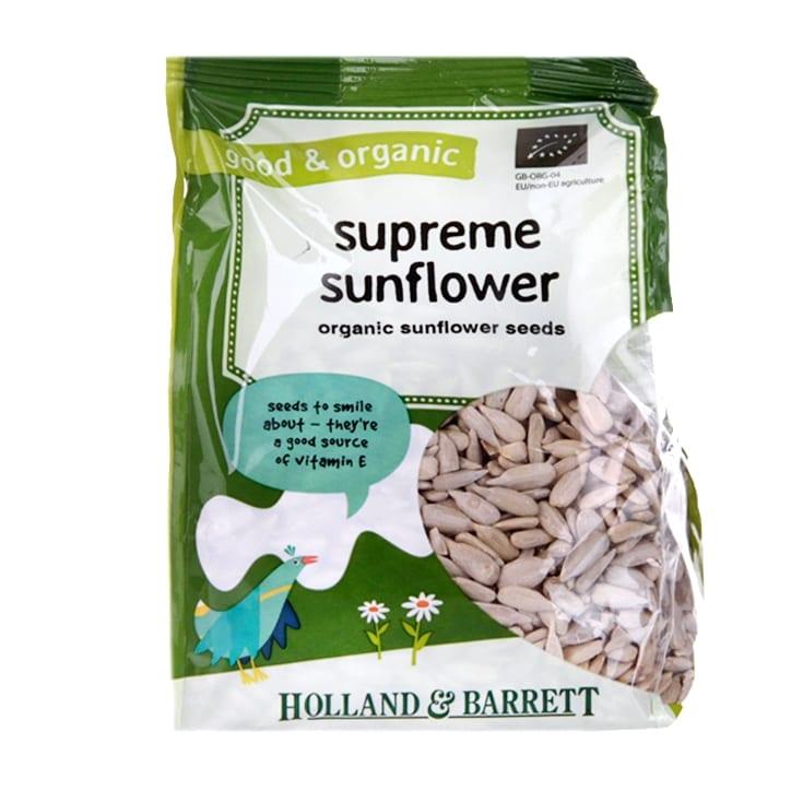Holland & Barrett Organic Sunflower Seeds 250g