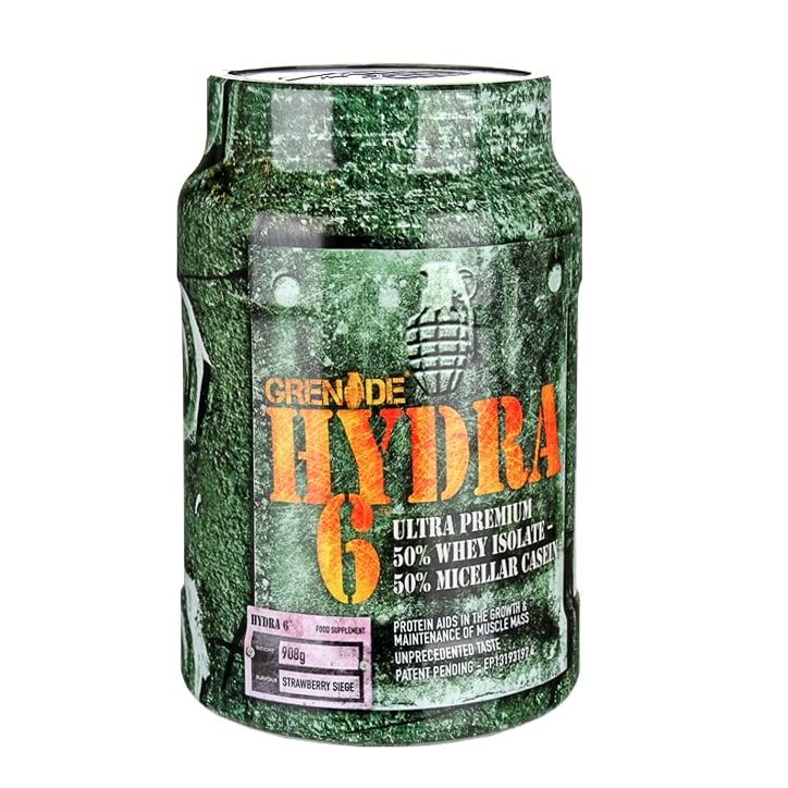 Grenade Hydra 6 Strawberry Siege 908g Powder