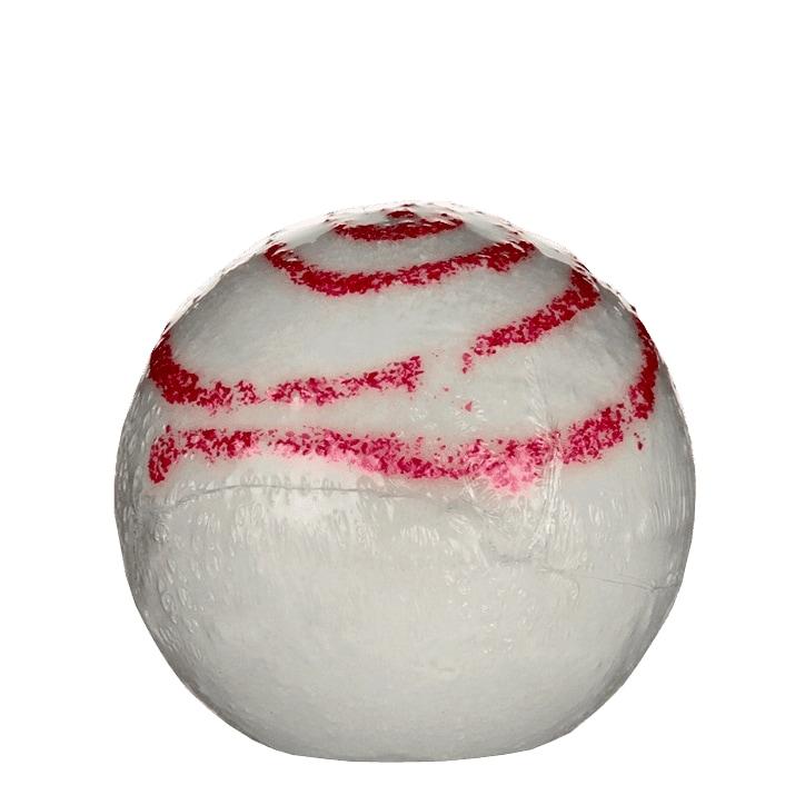 Treets Bath Ball Glitter Kiss