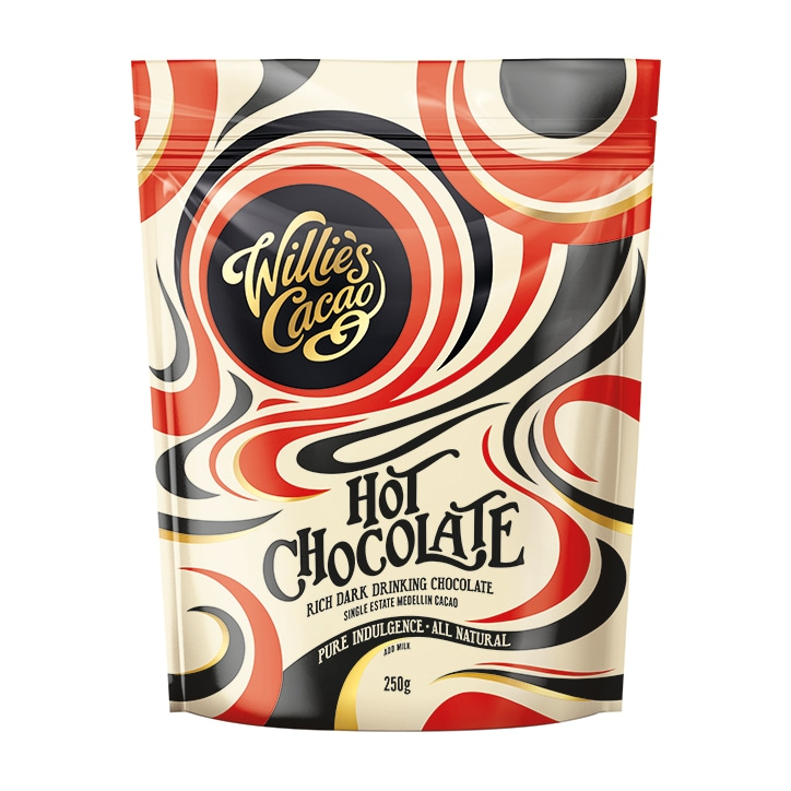 Willie's Cacao Hot Chocolate 250g