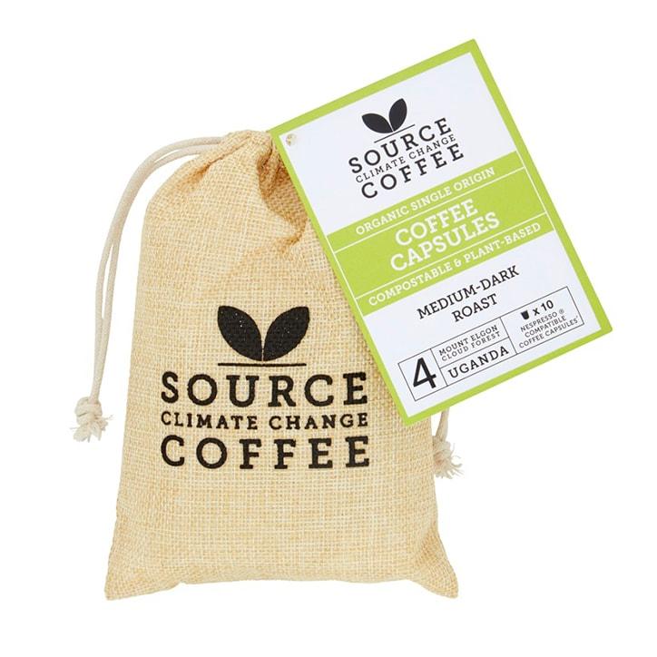 Source Climate Change Coffee Uganda Coffee Capsules 10x