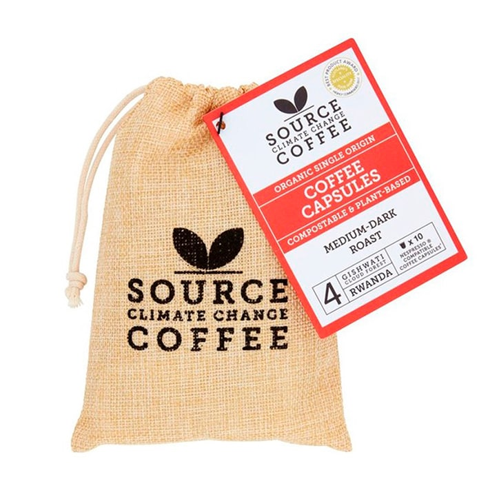 Source Climate Change Coffee Rwanda Coffee Capsules 10x