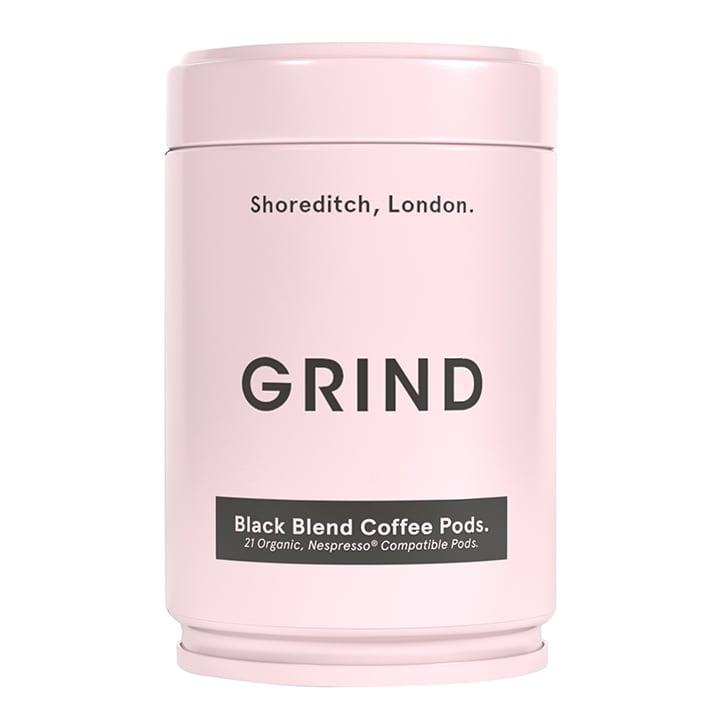 Grind Coffee Black Blend Pods 20x