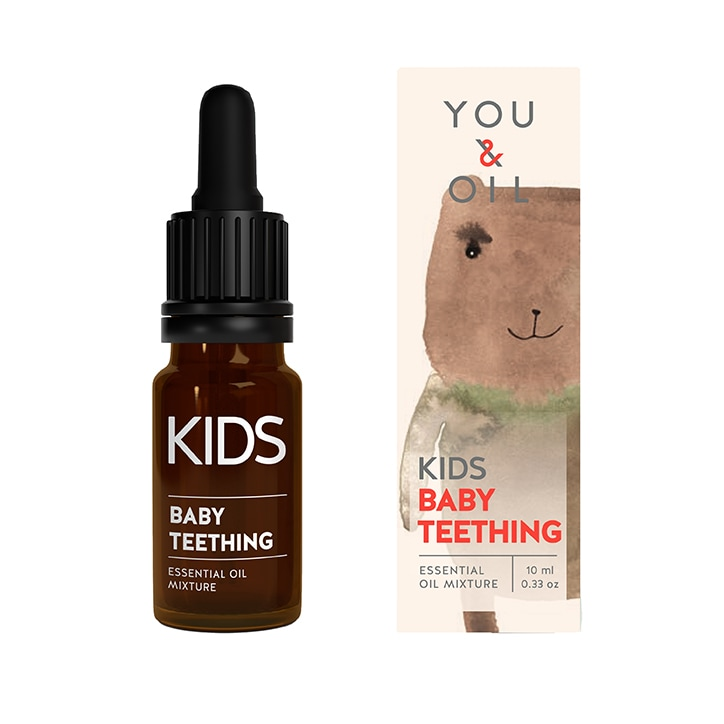 You & Oil Kids Baby Teething 10ml