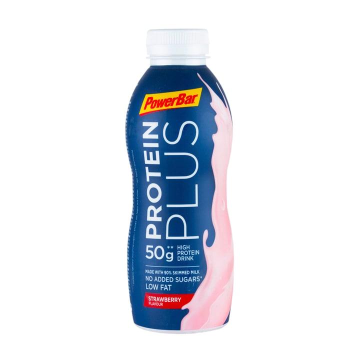 Powerbar Protein Plus Sports Milk Strawberry 500ml