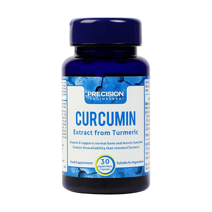 Precision Engineered Curcumin 30 Capsules