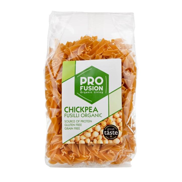Profusion Organic Chickpea Fusilli Gluten & Grain Free 300g