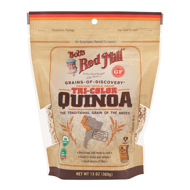 Bobs Red Mill Organic Tricolor Quinoa Grain 369g