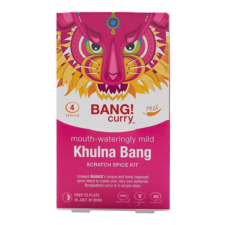 Bang Curry Khulna Bang Scratch Spice Kit 20g