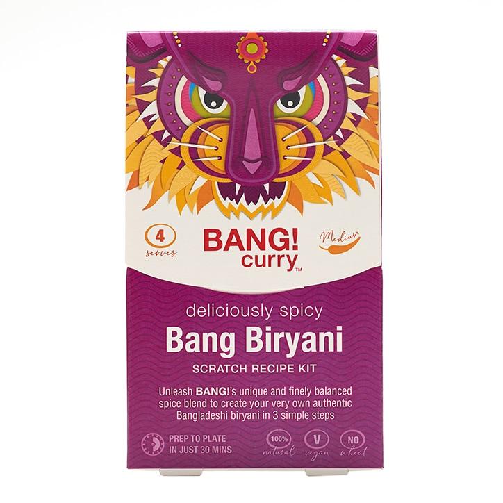 Bang Curry Bang Biryani Scratch Recipe Kit 169g