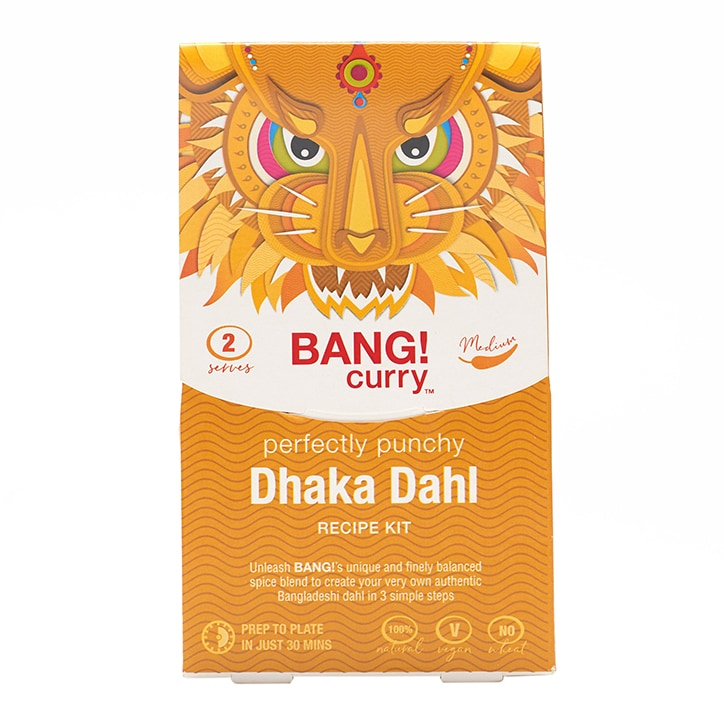 Bang Curry Dhaka Dahl Scratch Recipe Kit