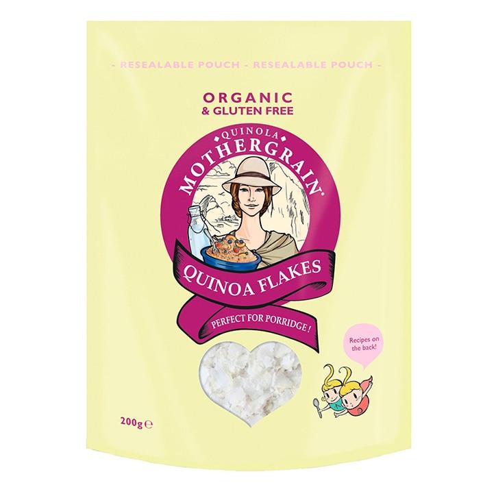 Quinola Organic Quinoa Flakes