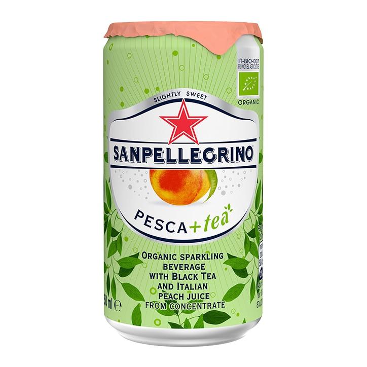 San Pellegrino Sparkling Tea & Peach 250ml