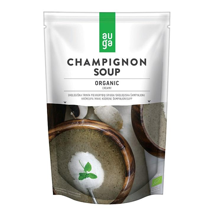 Auga Organic Creamy Champignon Soup 400g