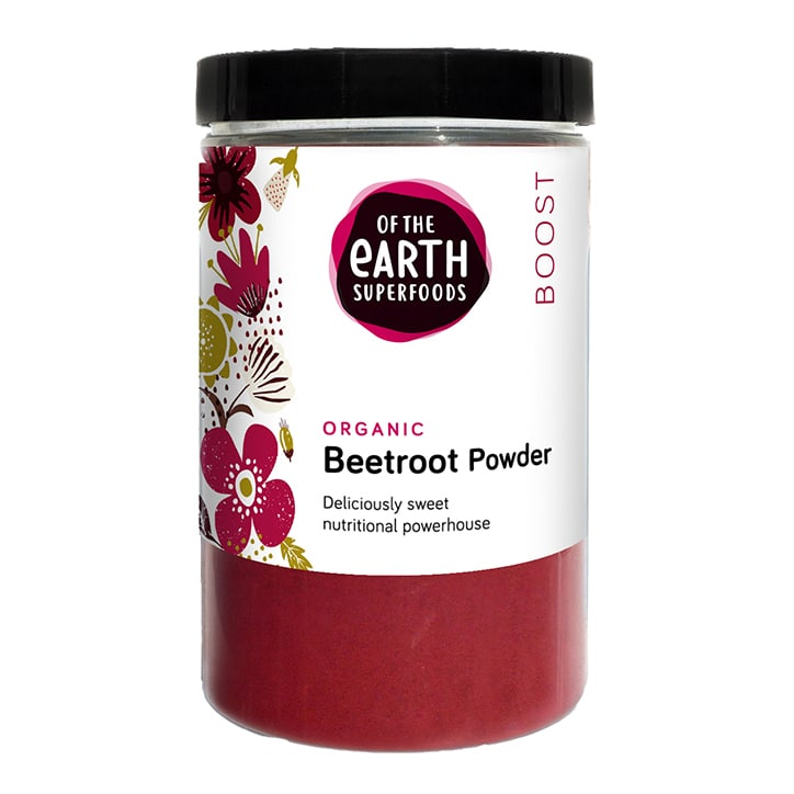 Of The Earth Organic Beetroot Powder