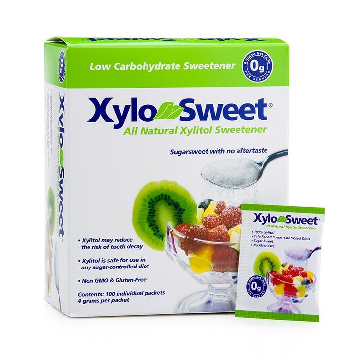Xylosweet Sweetener - Sachets (4gx100)