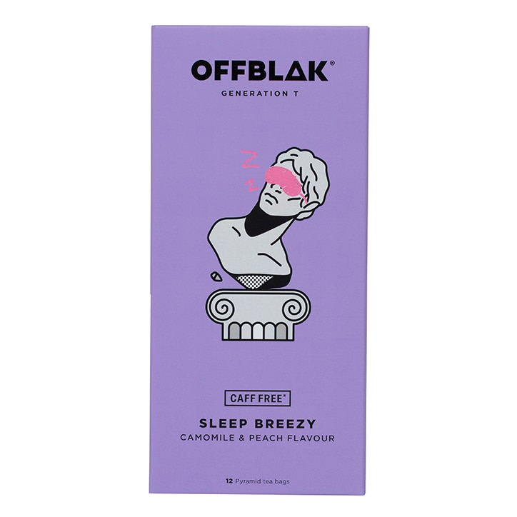 Offblak Sleep Breezy Chamomile & Peach 12 Bags