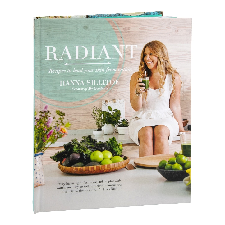 Hanna Sillitoe 'Radiant' book