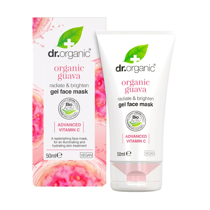 Dr Organic Guava Gel Face Mask