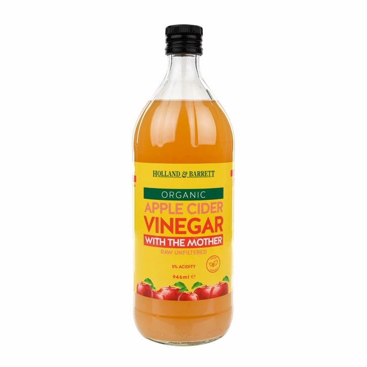 Holland & Barrett Organic Apple Cider Vinegar 946ml