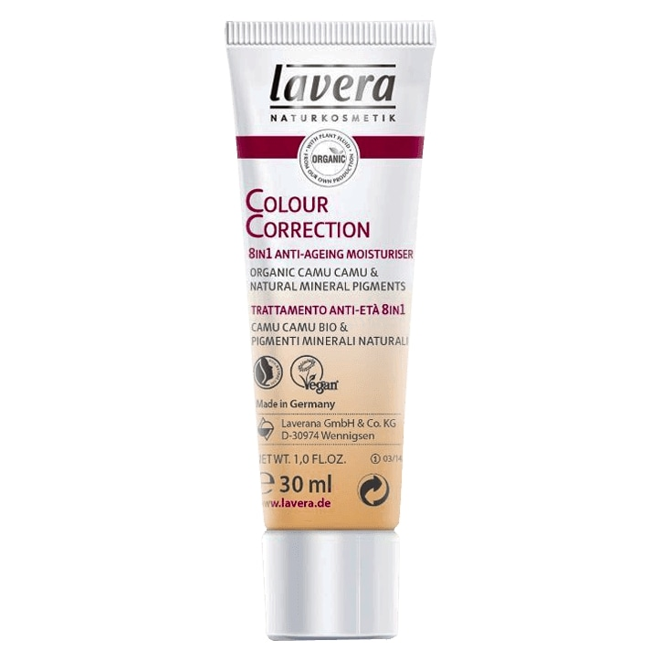 Lavera Colour Correction Tinted Moisturiser 30ml