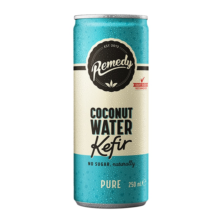 Remedy Coconut Water Kefir Pure