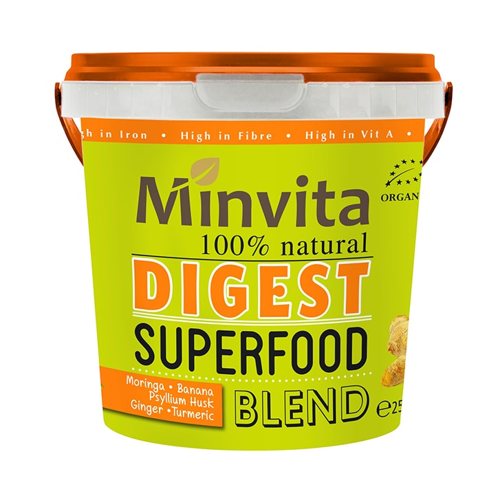 Minvita Digest Superfood Blend 250g